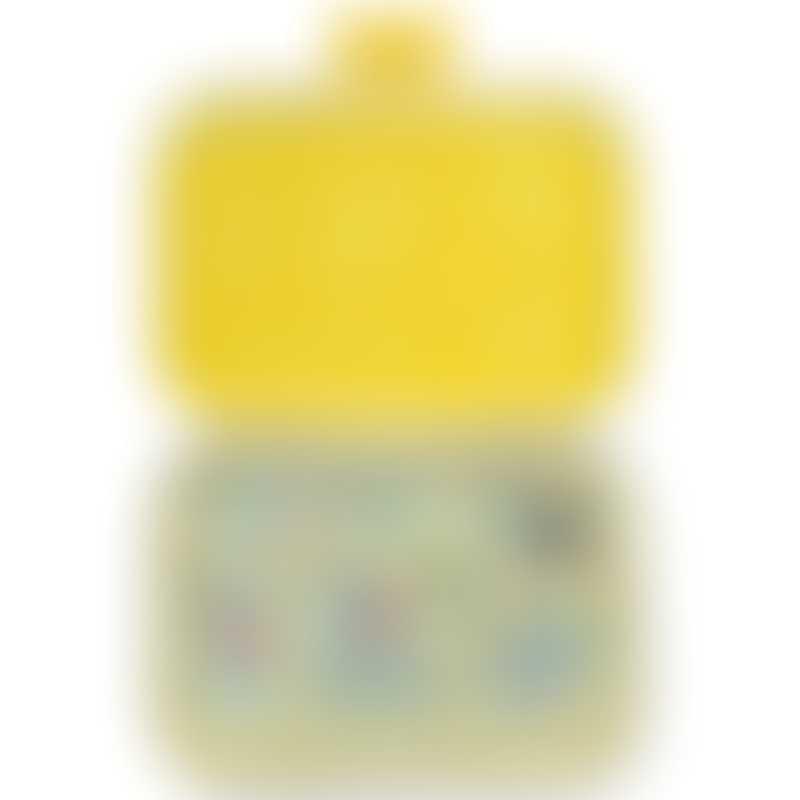 Yumbox Original - 6 Compartment - Sunburst Yellow