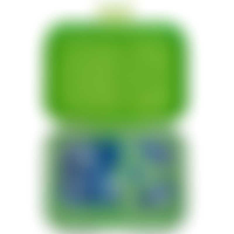 Yumbox Panino - 4 Compartment - Cilantro Green
