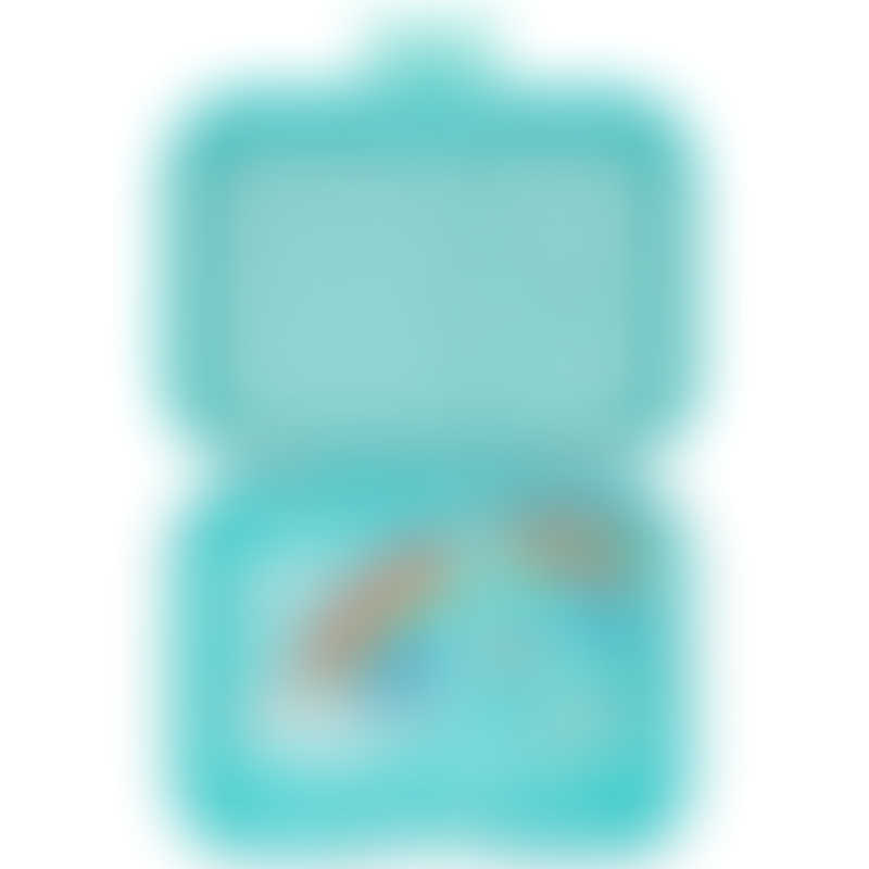 Yumbox Panino - 4 Compartment - Misty Aqua