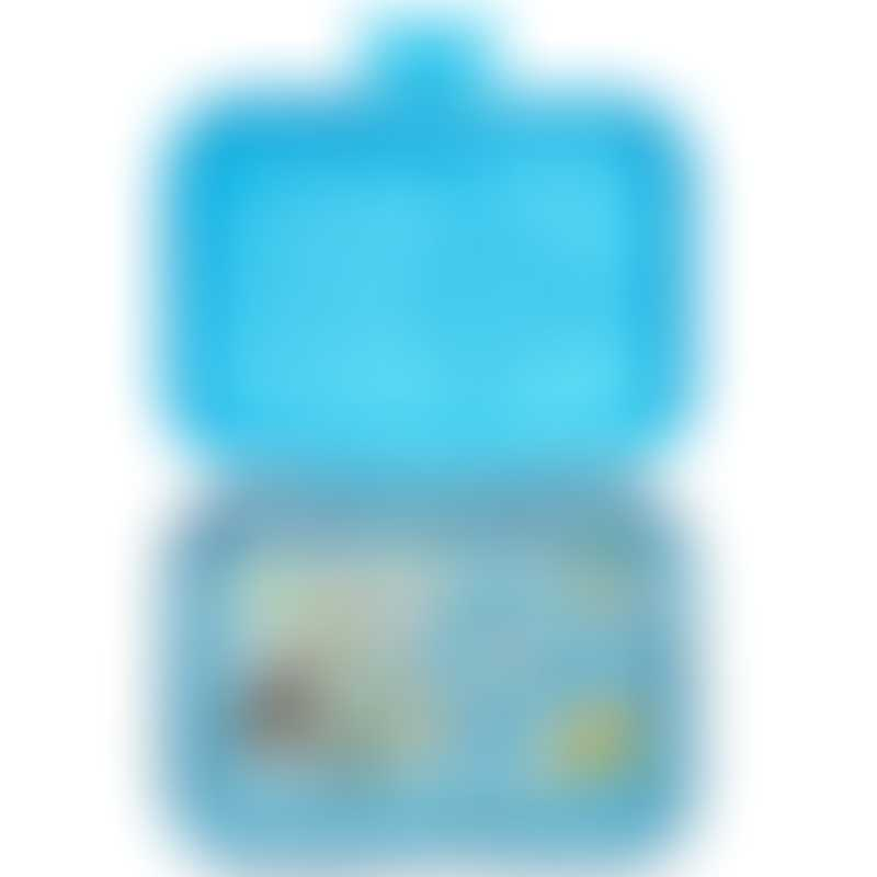 Yumbox Panino - 4 Compartment - Nevis Blue