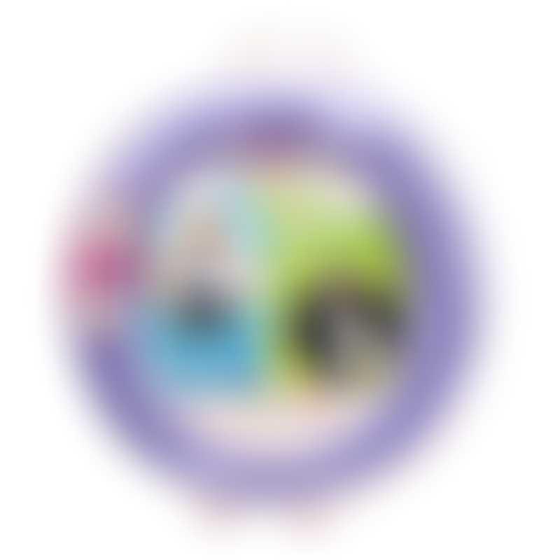 Parents League Potette Plus 2-in-1 Foldable Potty - Purple
