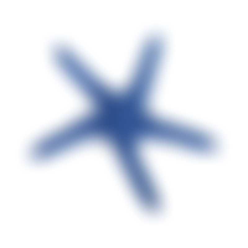 Harry Barker Cotton Rope Starfish Blue