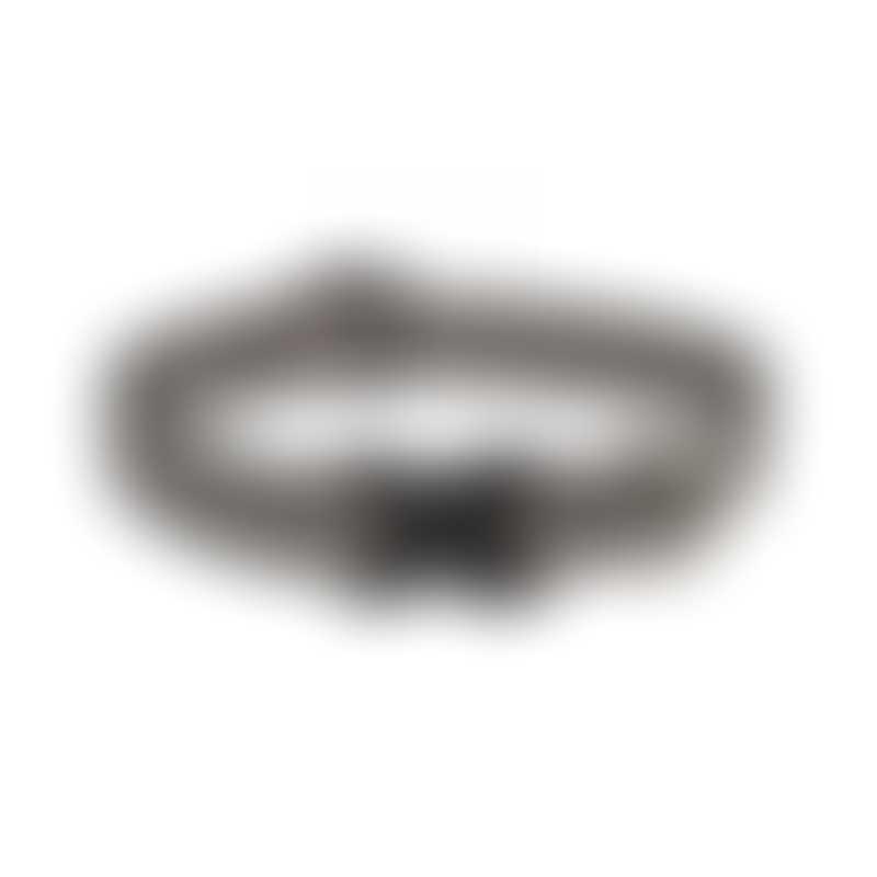 LupinePet Eco Dog Collar-  Color: Granite-  Width: 3/4-  Length: 13-22 (Adjustable)