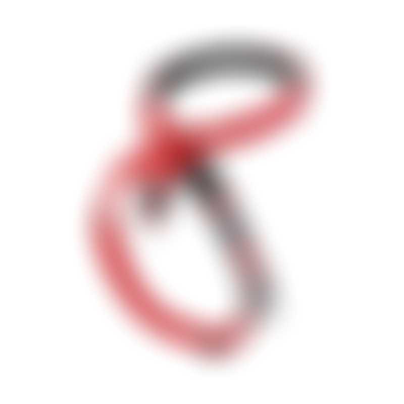 EzyDog CrossCheck Training Harness Color : Red-  Medium