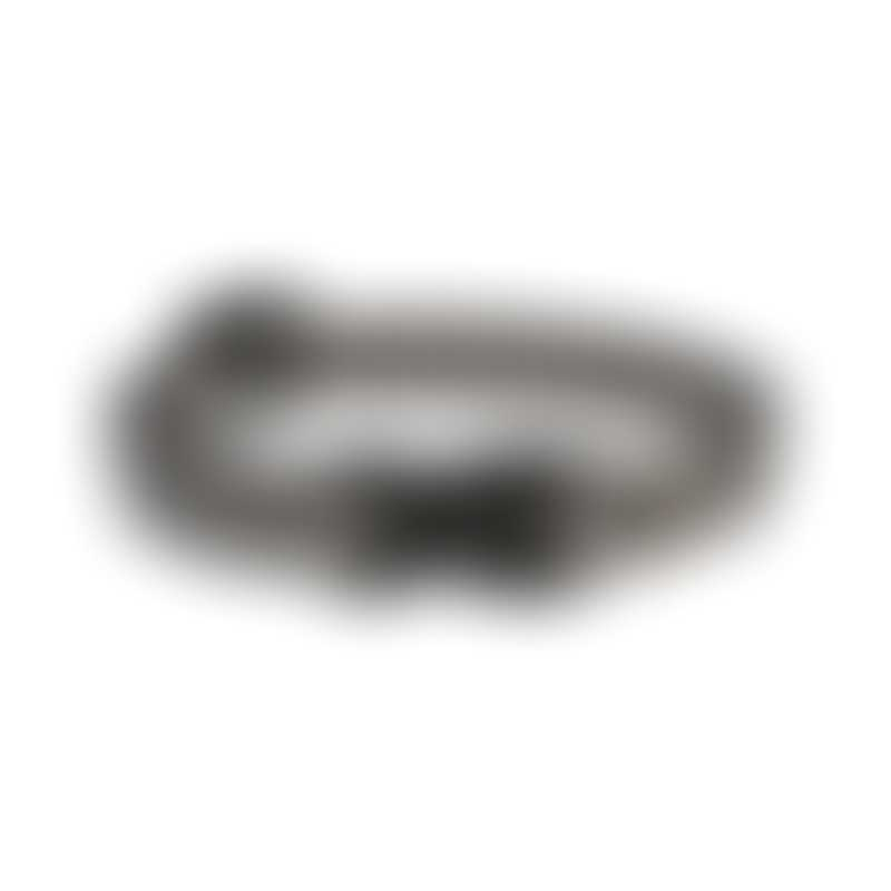 LupinePet Eco Dog Collar-  Color: Granite-  Width: 1/2-  Length: 10-16 (Adjustable)