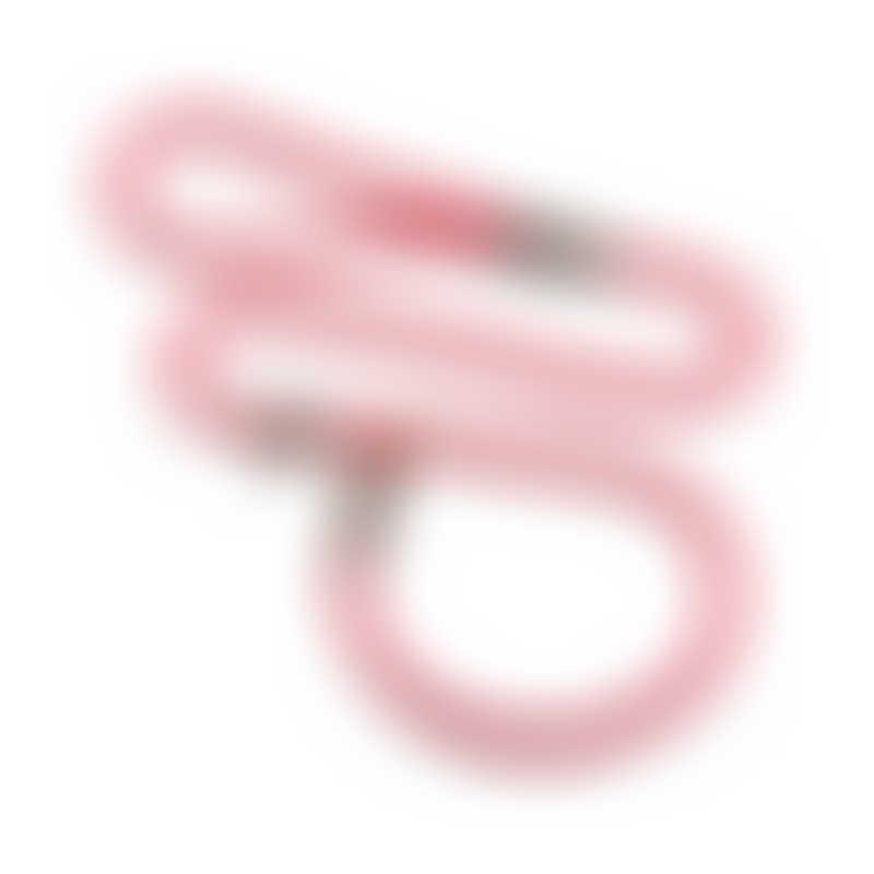 Mendota Products Mendota Slip Leash-  Color Red-  Large 1/2-  Length 6