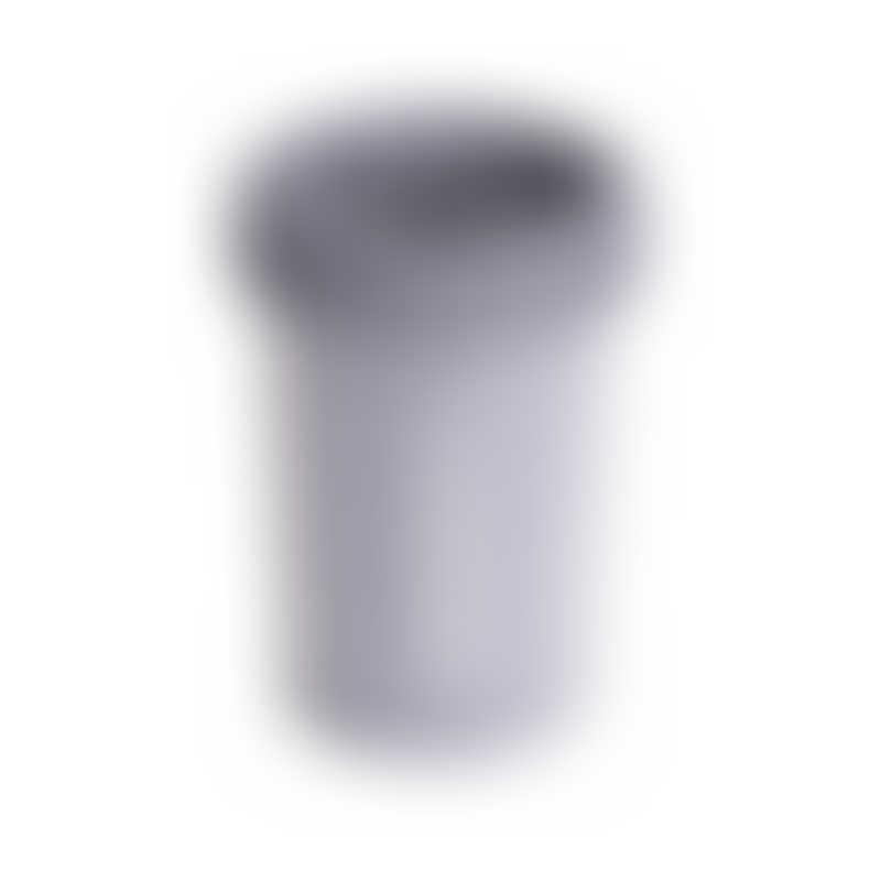 Dexas MudBuster Portable Dog Paw Cleaner Light Gray-  Medium