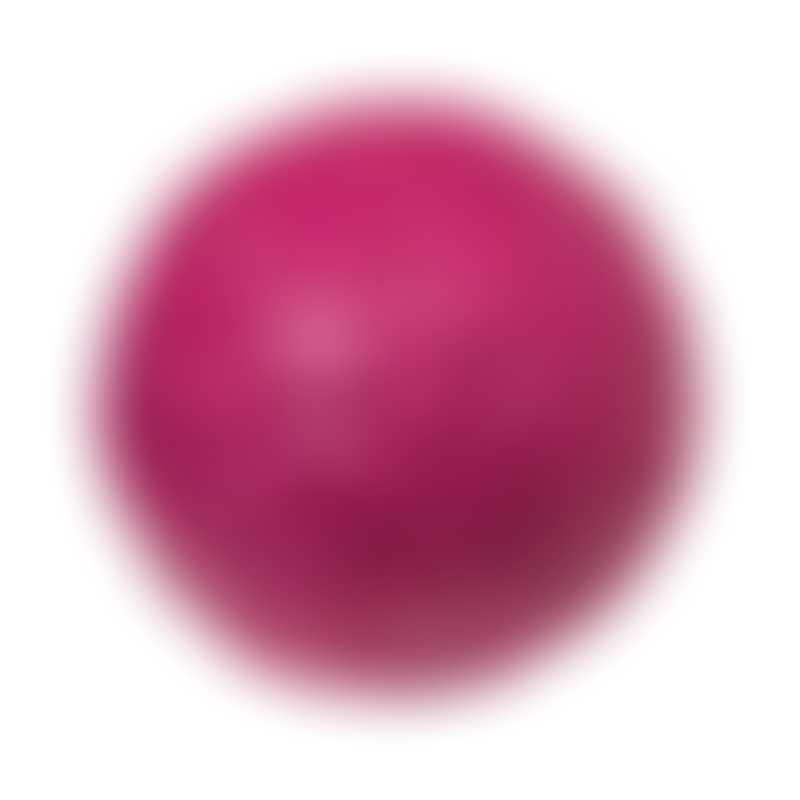 West Paw Boz Ball-  Color Currant Pink-  Large 4