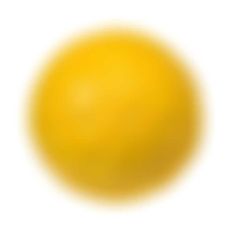 West Paw Boz Ball-  Color Dandelion Yellow-  Large 4