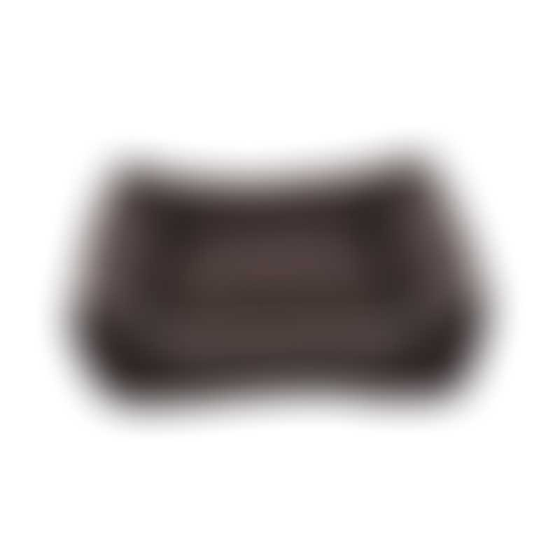 Dog Gone Smart Lounger Bed-  Color Espresso-  Small