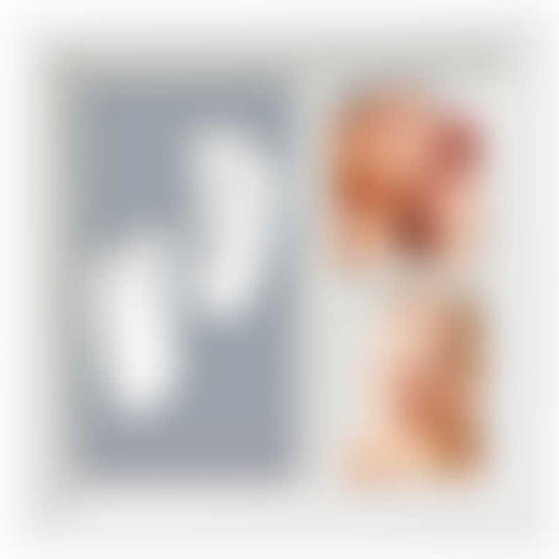Pearhead Babyprints 3D Memory Kit