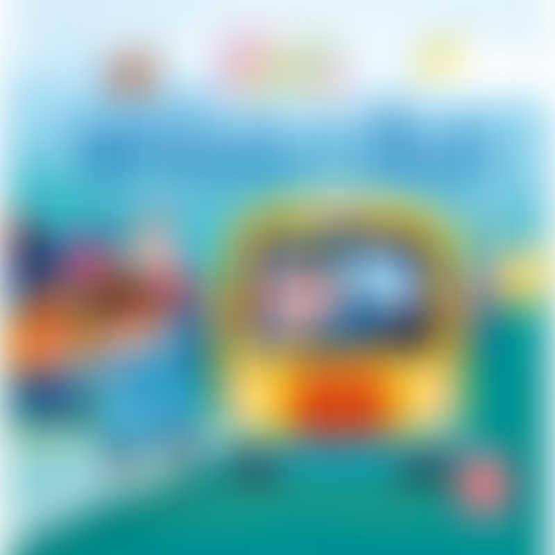Books Peek and Play Rhymes: The Wheels on the Bus