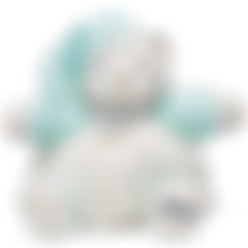 Kaloo Petite Etoile Chubby Bear Beige & Blue 18cm