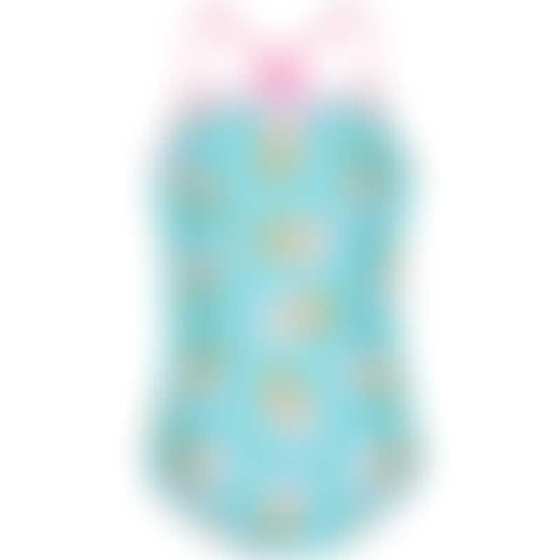 Platypus Gelato UPF50+ Web Back Swimsuit - Size 4 to 14