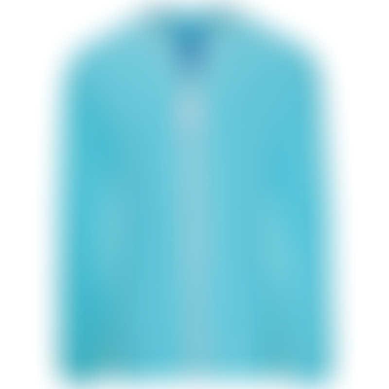 Platypus Inky Block UPF50+ Piped Sun Jacket LS