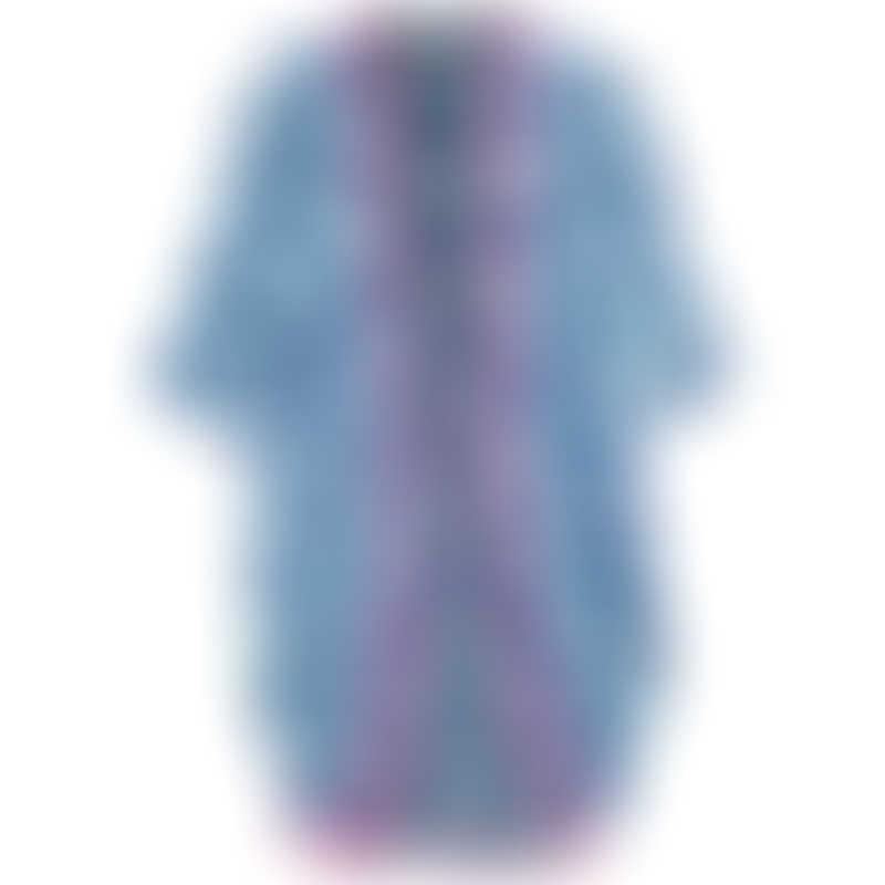 Platypus Inky Bloom Kimono