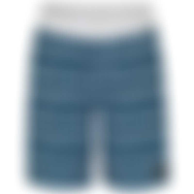 Platypus Retro Beach UPF50+ Trim Boardshort - Size 4 to 14
