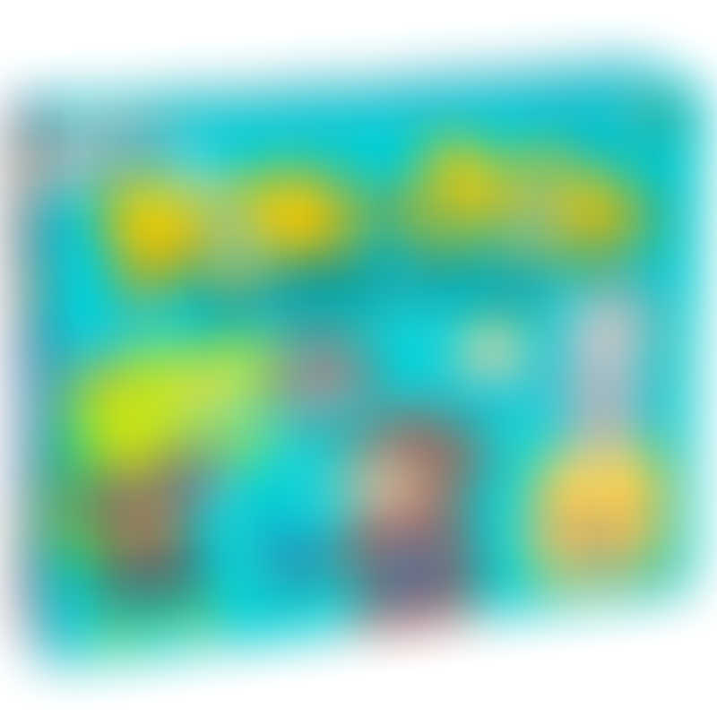 Melissa & Doug Poke-A-Dot - An Alphabet Eye Spy Board Book
