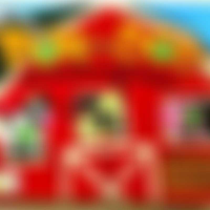 Innovative Kids Poke-A-Dot: Old MacDonalds Farm