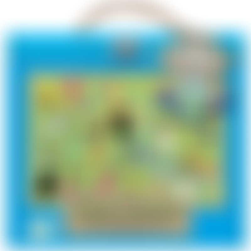 Innovative Kids Puppy Palooza (35pcs Giant Floor Puzzle)