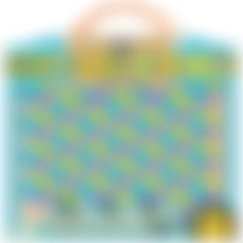 Innovative Kids Razzle Dazzle (28pcs Wooden Puzzle)