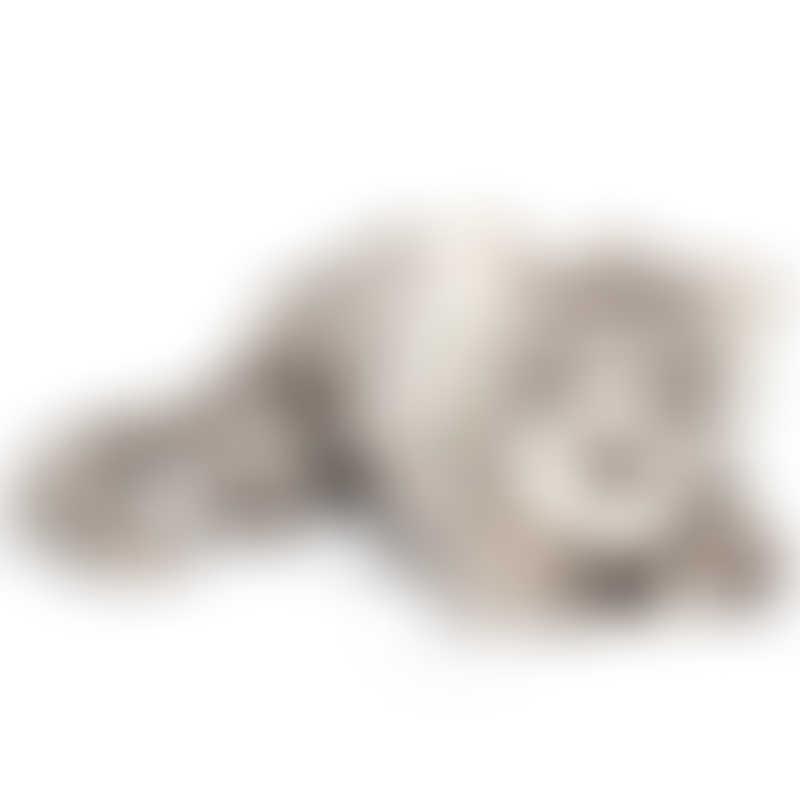 Jellycat Sacha Snow Tiger - Medium 29cm