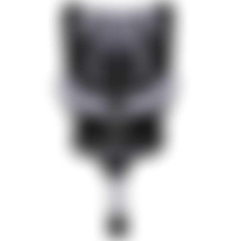 Mountain Buggy Safe Rotate Car Seat - Black/Silver