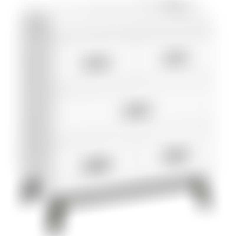 Babyletto Scoot 3-Drawer Changer Dresser - Slate / White