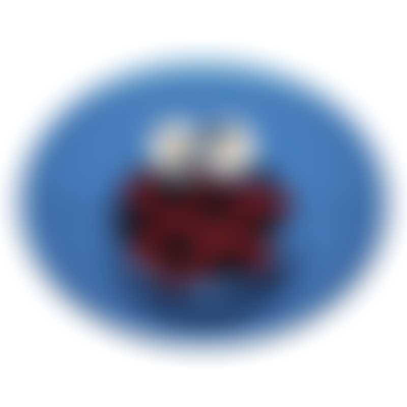 Ezpz Sesame Street Cookie Monster Mat (Limited Edition)