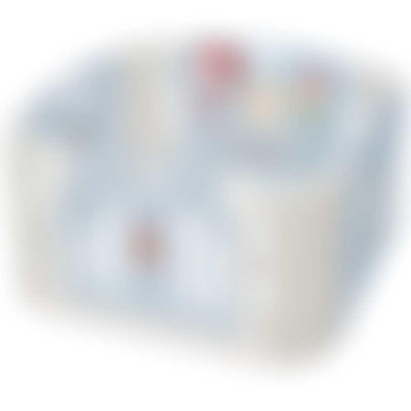 Haenim Toy Signature Baby Room - Pastel Blue (116 x 116 x 60 cm)