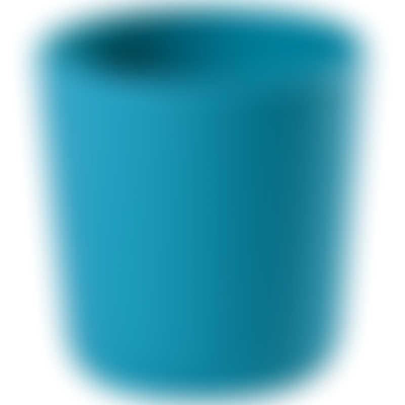 Beaba Silicone Anti-Slip Cup - Peacock