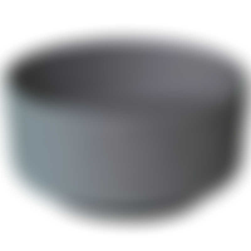 Grabease Silicone Suction Bowl - Gray Dream