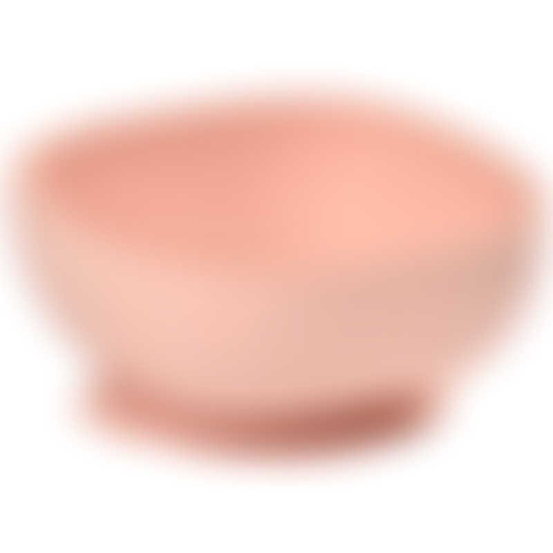 Beaba Silicone Suction Bowl - Pink