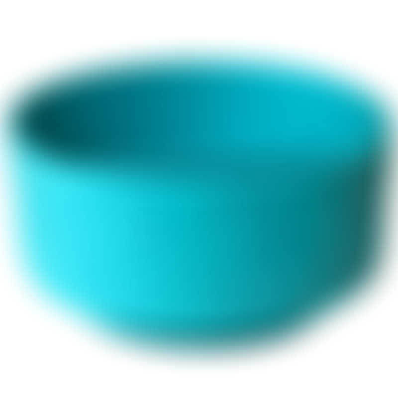 Grabease Silicone Suction Bowl - Teal My Heart