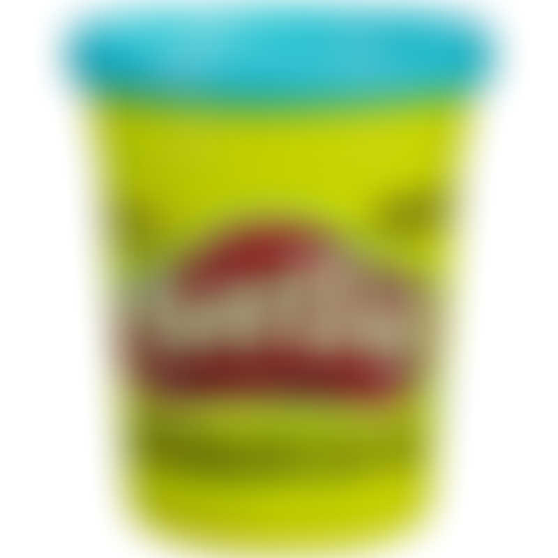 Play-Doh Single Tub Compound 4oz - Teal Green