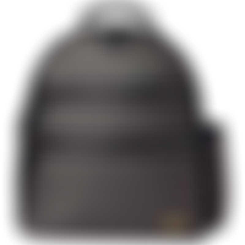 Skip Hop DECO Saffiano Diaper Backpack - Interweaved Lines