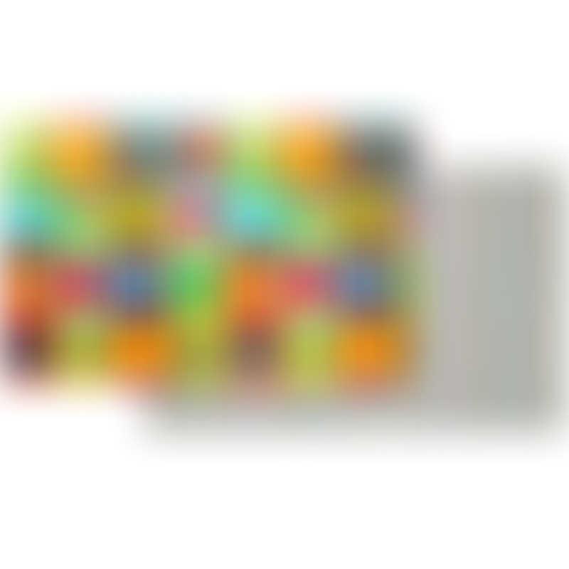 Skip Hop Doubleplay Reversible Playmat - Zoo