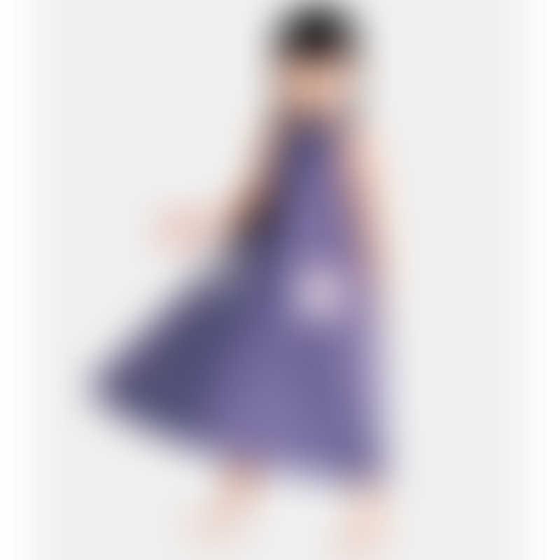 Naomi Wear Sleeveless Maxi Dress