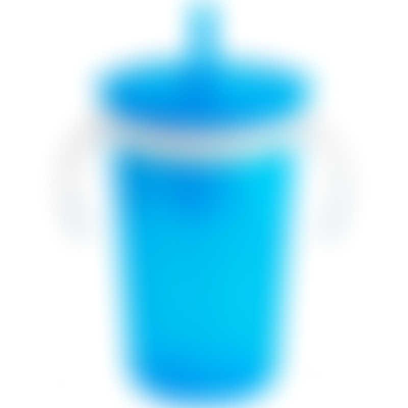 Munchkin SnackCatch & Sip 9oz - Blue
