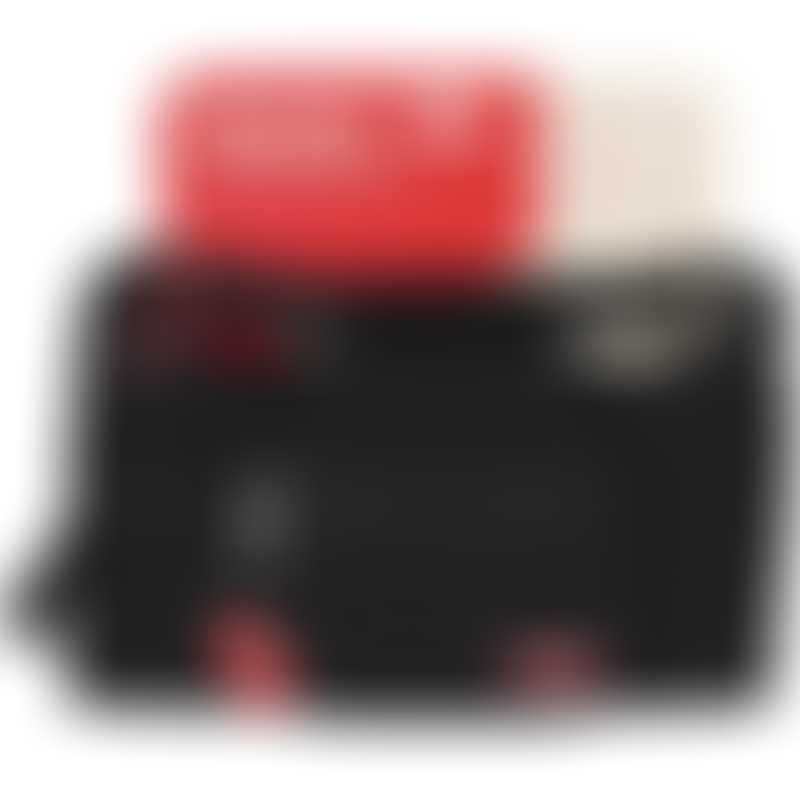 Snapkis 2-in-1 Stroller Organiser & Tote (Black)