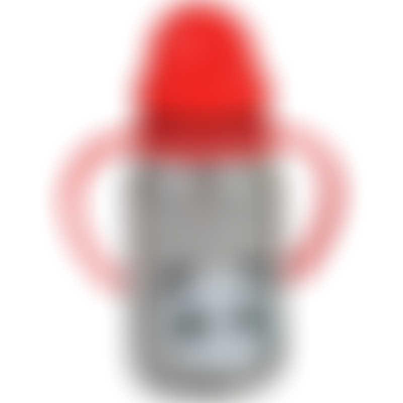 Snapkis My First Straw Water Bottle - Panda 350ml