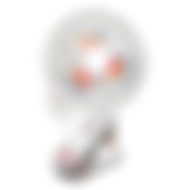 Snapkis Portable Fan - White
