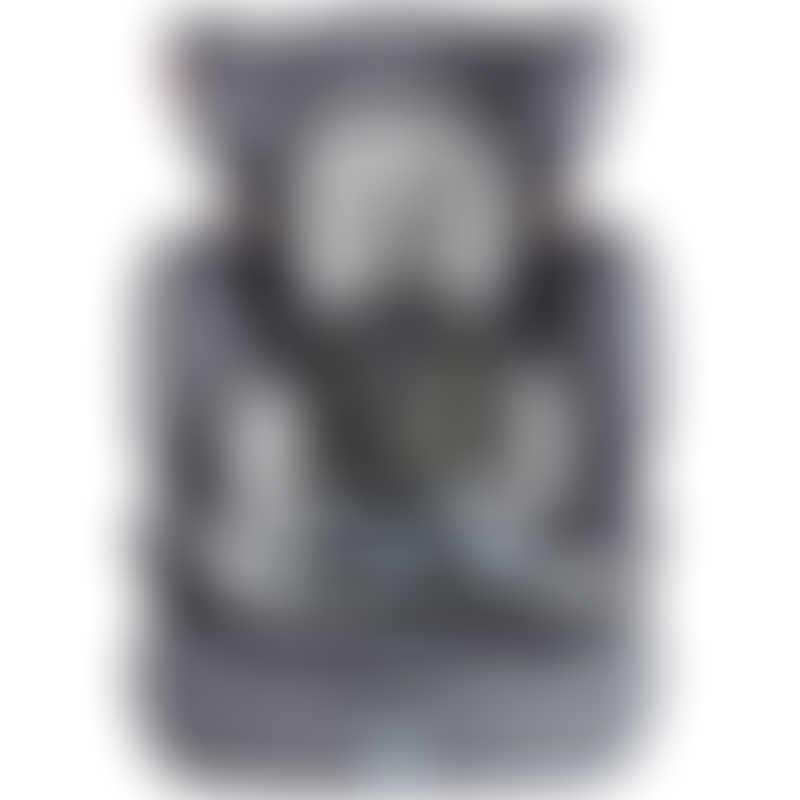 Snapkis Steps 1-11 Car Seat - Grey Melange/Black