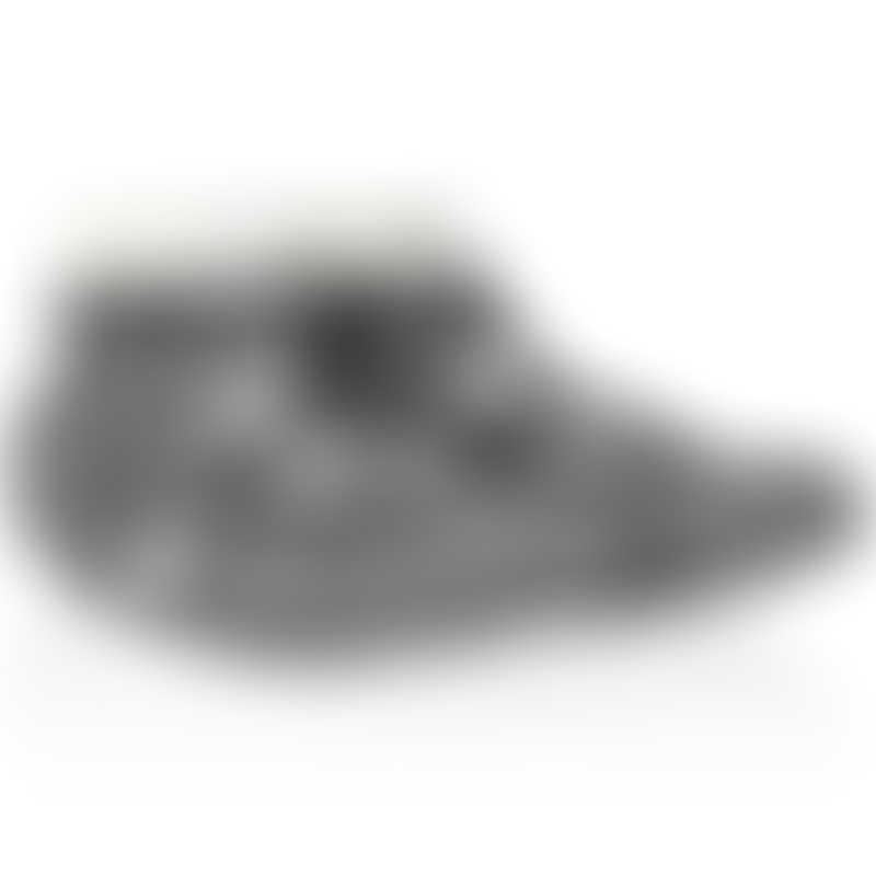 Nuby Snekz Sock & Shoe - Gray Stars - Large 135mm