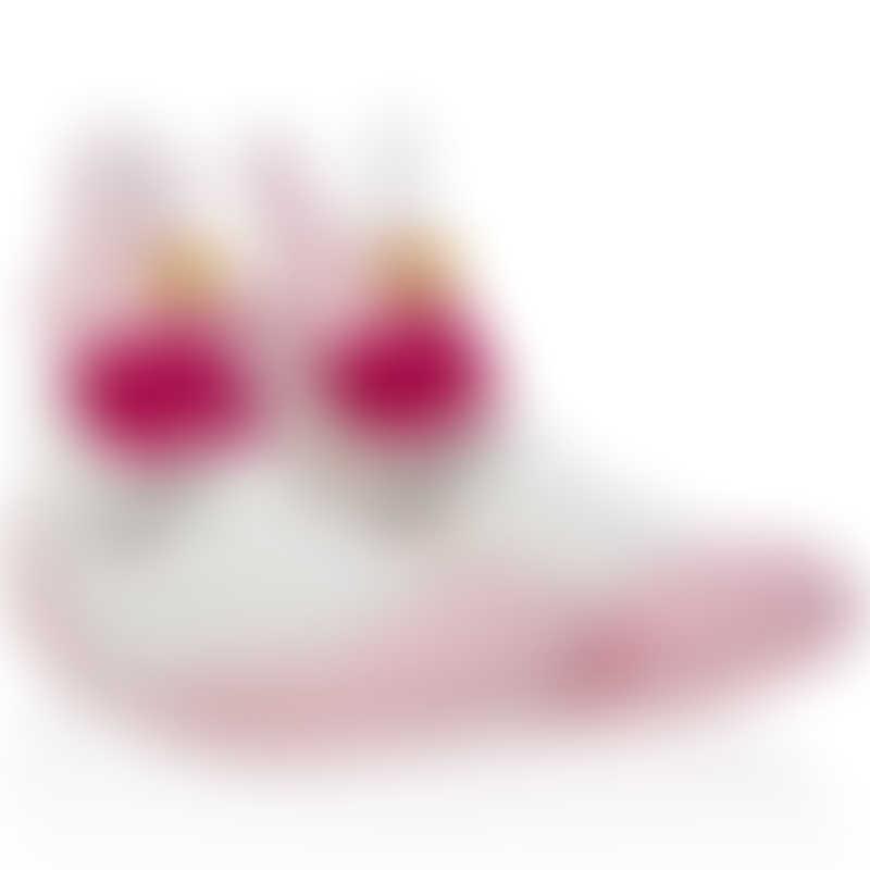 Nuby Snekz Sock & Shoe - Pink Unicorn - Medium 125mm