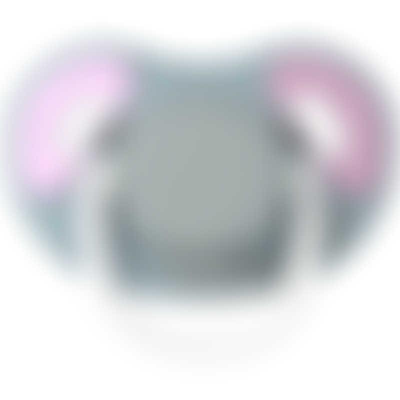 Dumforter Soother, Teether, Comforter - Ellie Elephant