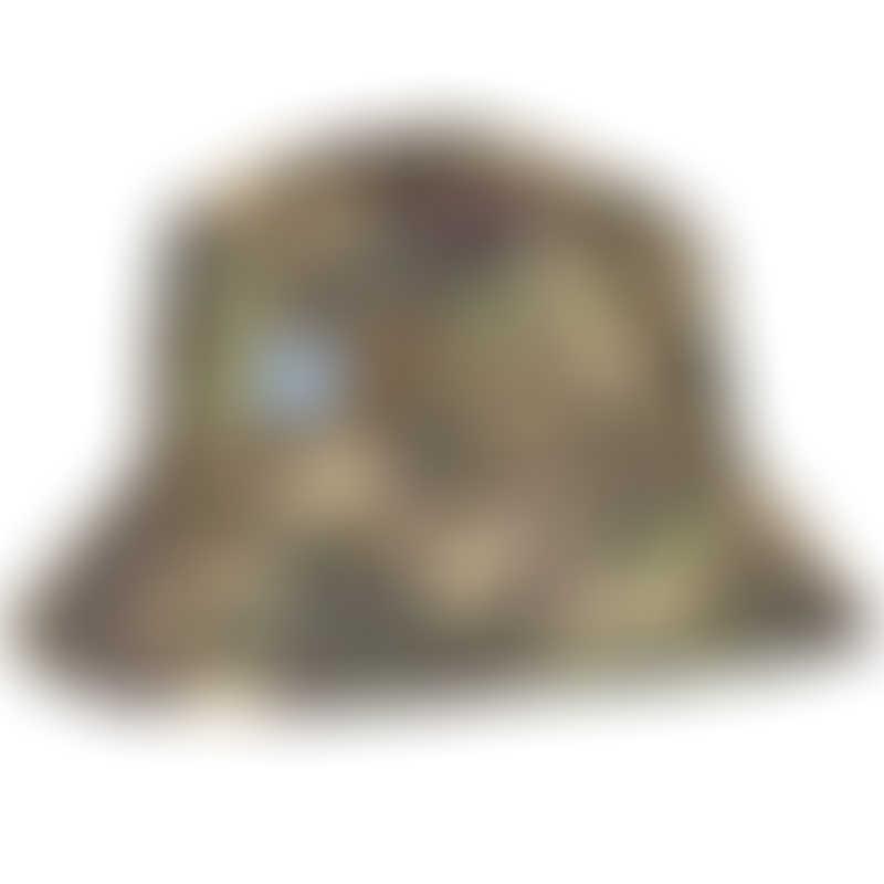 Splash About Bucket Hat - Camo Khaki