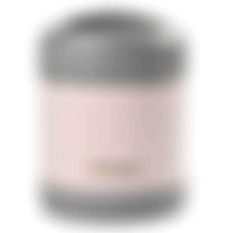Beaba Stainless Steel Isothermal Portion 300ml - Dark Mist / Light Pink