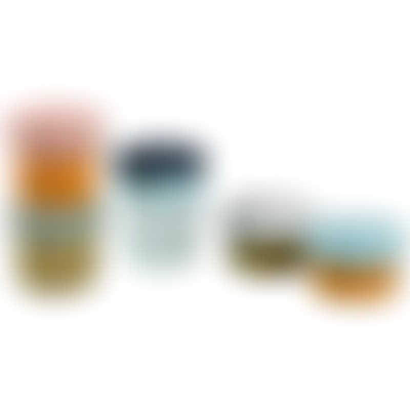Beaba Starter Food Storage Set - 6 Clip Portions (2 x 90ml + 4 x 150ml)