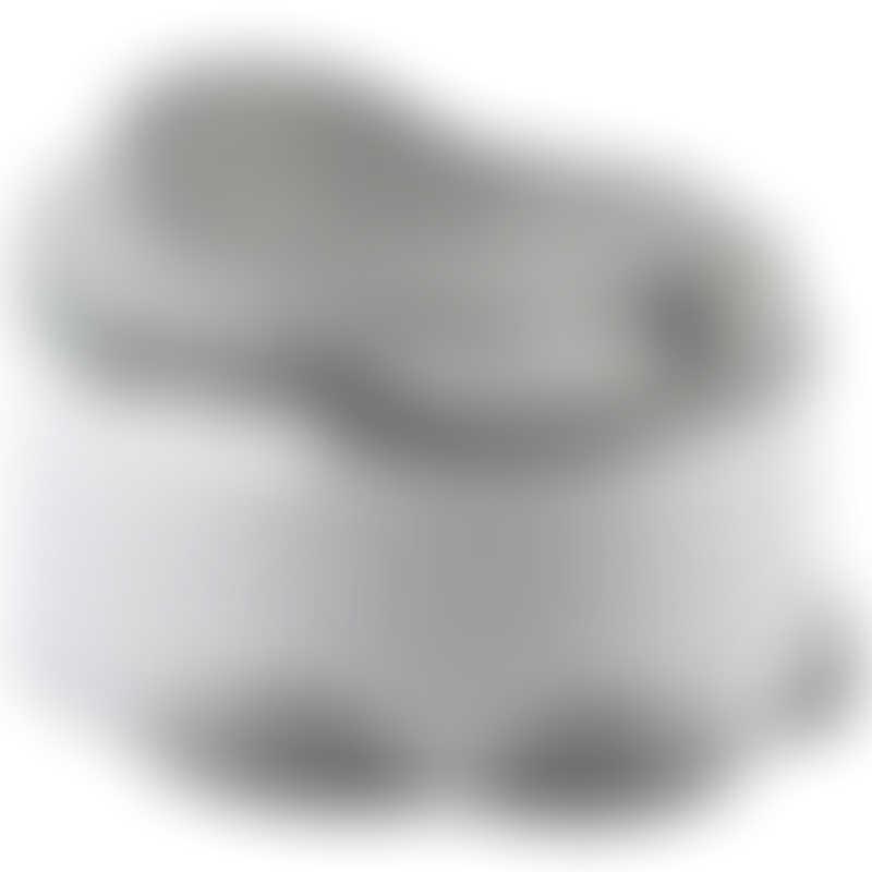 Bumbo Step N Potty - Cool Grey